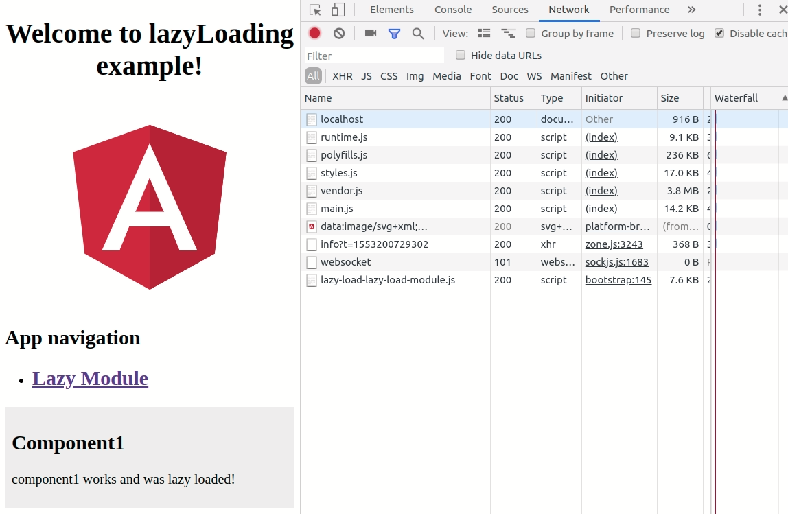 Boosting Angular's Performance with Lazy Loading - Part 1